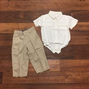 Toddler Boys Gap Outfit Size 18-24 Months
